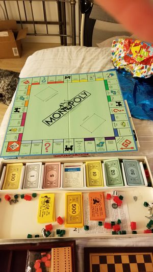 Original monopoly game for Sale in Delta, CO