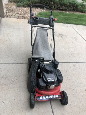 "Snapper (21"") Honda GXV160 Commercial HI-VAC® Self-Propelled Lawn Mower for Sale in Commerce City, CO"