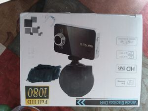 Dash camera new in box for Sale in Vinton, VA