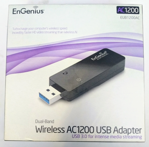 EnGenius Wireless AC1200 USB Wifi Internet Adapter for Sale in San Diego, CA