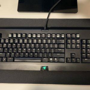 Razer Blackwidow Mechanical Gaming Keyboard for Sale in Orlando, FL