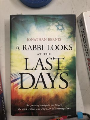A Rabbi Looks At The Last Days for Sale in Orlando, FL