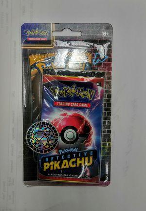 POKEMON DETECTIVE PIKACHU TRADING CARD for Sale in Pompano Beach, FL