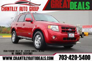 2008 Ford Escape for Sale in Chantilly, VA