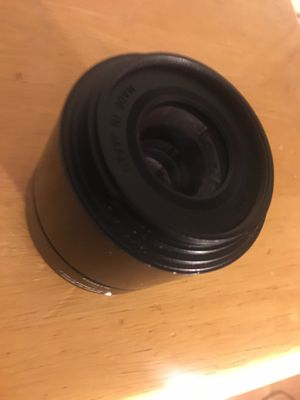 Sigma Art 60mm f/2.8 DN Lens For Sony NEX E Mount Black for Sale in Los Angeles, CA