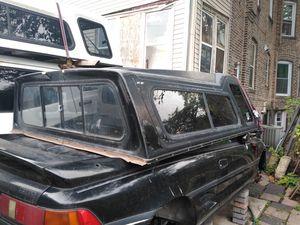 Truck camper tops 1. 69W x 100L (black) 2. 69W x 81L (maroon). 3. 72w x 100L (white) for Sale in Chicago, IL