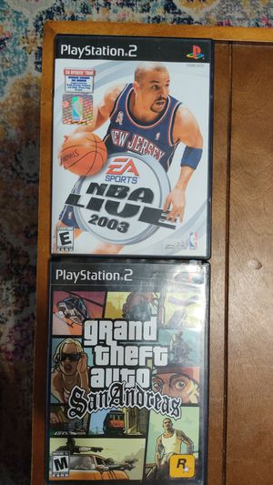 Ps2 games for Sale in Zachary, LA