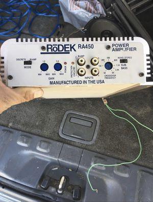 Rōdek Amp for Sale in Modesto, CA