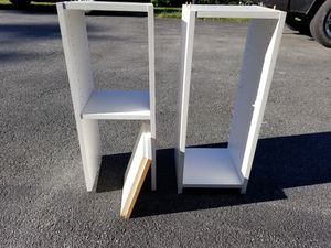 Stackable Bookshelves (two) for Sale in WAPPINGERS FL, NY
