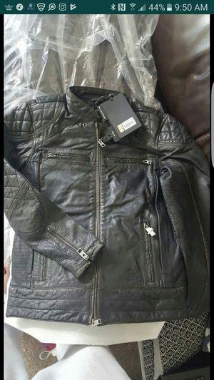 Harley Davidson original leather jacket slim fit small for Sale in Atlanta, GA
