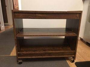 Rolling storage shelves for Sale in Northborough, MA