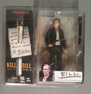 Neca Kill Bill Series 2 Bill Figure for Sale in Redford Charter Township, MI