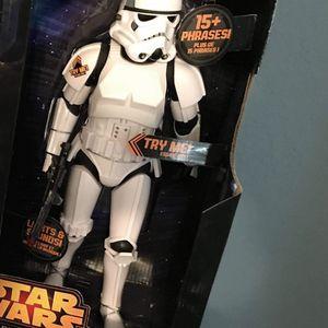 Talking Disney Stormtrooper for Sale in California City, CA