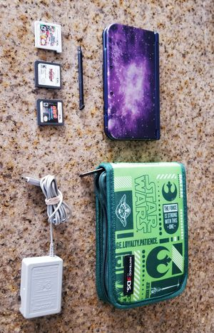 """A Perfect Condition """"New Nintendo 3DS XL"""" set here for Sale in Riverside, CA"""