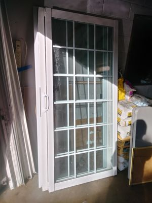 "Balcony slide door 80"" ×72"" for Sale in NEW CARROLLTN, MD"
