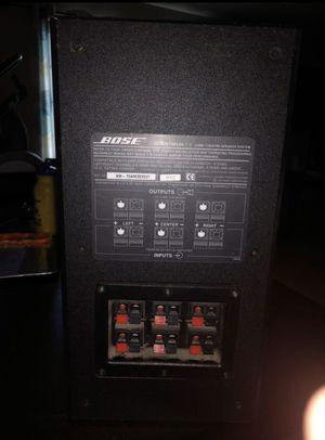 BOSE accoustamass 7 speaker for Sale in Phoenix, AZ