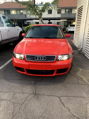 1996 Audi A4 B5 5 speed Manual for Sale in Houston, TX