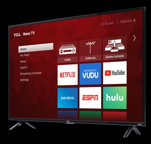 Tcl. Roku tv for Sale in Fairfield, CA
