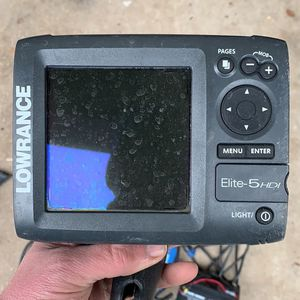 Lowrance Fish Finder for Sale in North Richland Hills, TX