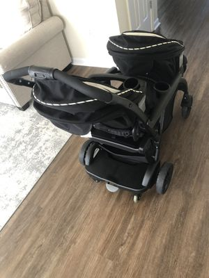 Graco Modes Duo double stroller for Sale in Ellicott City, MD