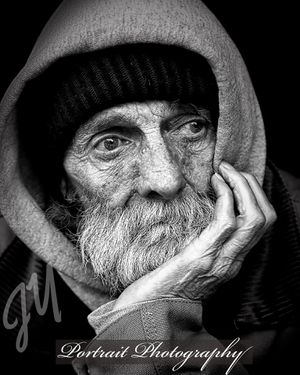 Black and white Photography Portrait for Sale in Los Angeles, CA