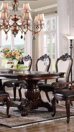 7 Pcs Dining Table  XK for Sale in Phillips Ranch, CA