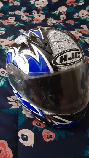 HJC Medium Helmet for Sale in Hoschton, GA
