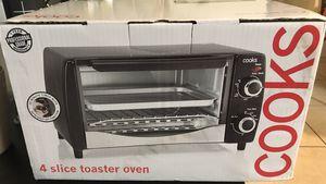 4 Slice Toaster Oven for Sale in Miami, FL