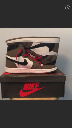Travis Scott jordan 1 for Sale in Fredericksburg, VA