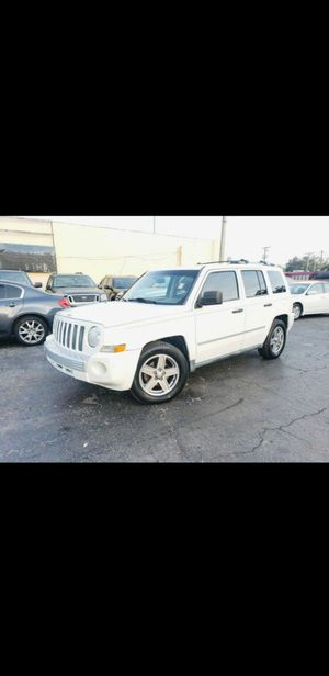 08 jeep patriot limited for Sale in St. Petersburg, FL