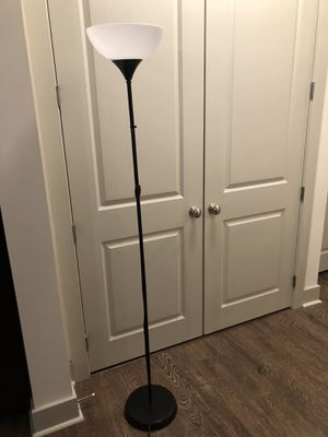 REDUCED PRICE Black Floor Lamp for Sale in Philadelphia, PA