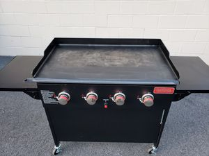 Outdoor Gourmet 4-Burner Griddle for Sale in East Point, GA