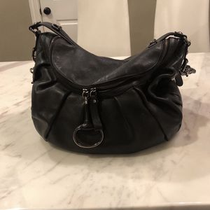 Vintage Black Gucci Bag for Sale in Tomball, TX