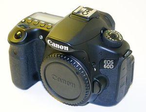 Canon EOS 60D 18 MP CMOS Digital SLR Camera Body Only for Sale in Miami, FL