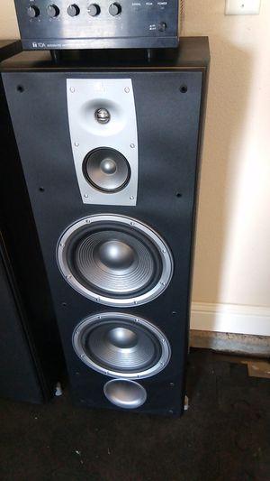 JBL tower speakers for Sale in Kerman, CA