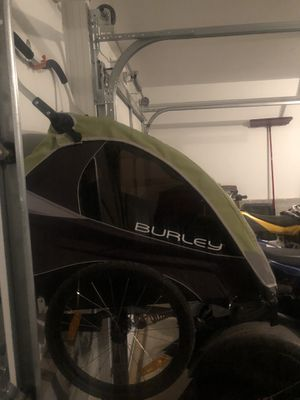 Burley Bike Trailer (Negotiable) for Sale in Fallston, MD