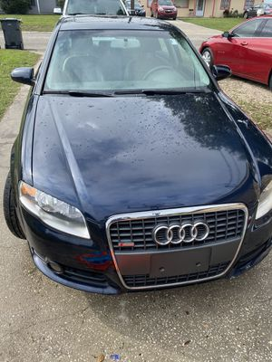 2008 Audi A4- 2004 Toyota Camry for Sale in Tampa, FL