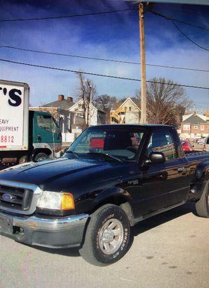 2004 FORD RANGER BLACK for Sale in Medford, MA
