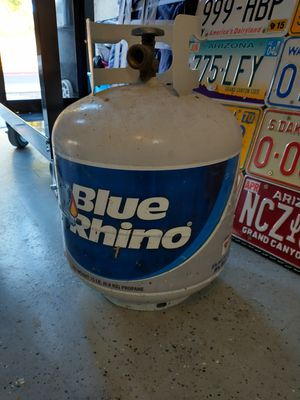 Blue Rhino Propane Tank for Sale in Tolleson, AZ