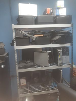 Office computers desktops printers for Sale in Englewood, CO