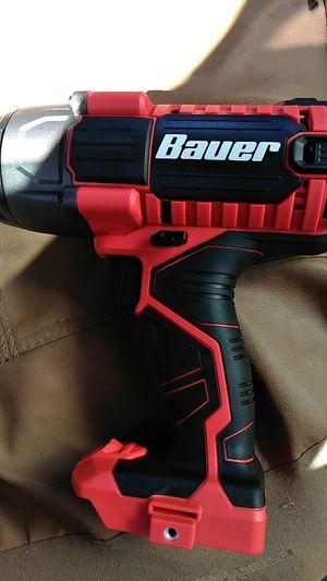 Brand new B auer 20 volt impact gun for Sale in Modesto, CA
