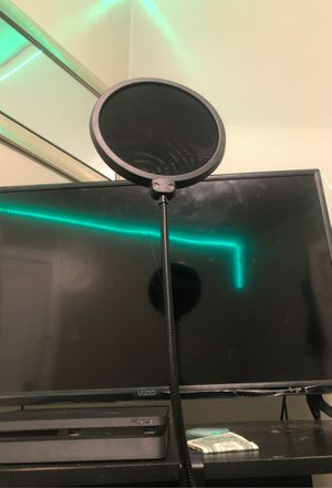 22 Inch Studio Pop Filter for Sale in Independence, OH