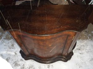 Ralph Lauren Console table hutch for Sale in Erie, PA
