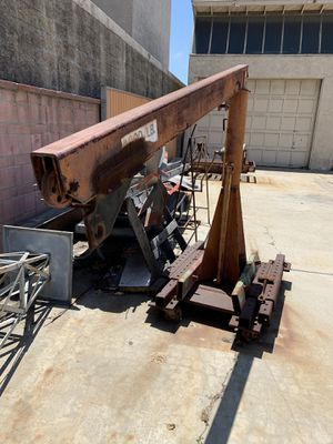 Cherry picker/ Engine hoist for Sale in Bellflower, CA