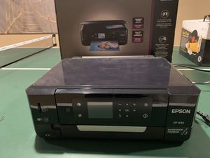 Epson Small-In-One Wireless Printer/Scanner (Model XP-630) for Sale in Gaithersburg, MD