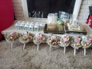 Beach Wedding Table Settings for Sale in North Attleborough, MA