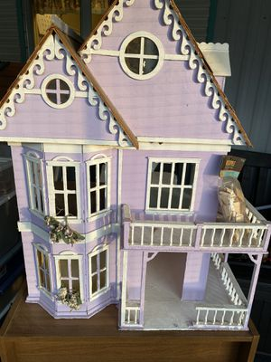 Dollhouse and mini furniture for Sale in Citrus Heights, CA