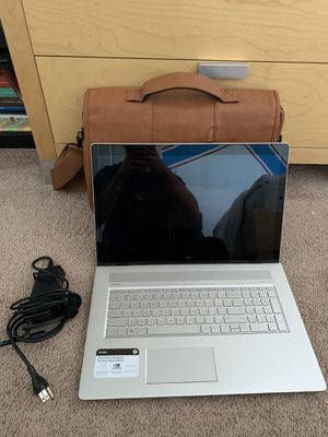 """HP envy 17.3"""" Touchscreen Laptop for Sale in Palm City, FL"""