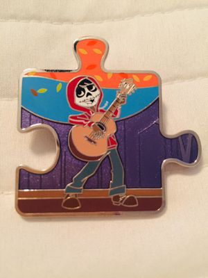 Disney CoCo Miguel Puzzle Piece Pin for Sale in Sunnyvale, CA
