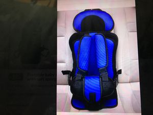 Portable baby safety car seat for infants and Toddlers with soft sponge cushion for Sale in Riviera Beach, FL